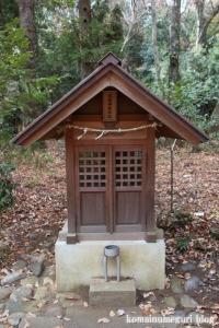 鳩峰八幡神社(所沢市久米)5