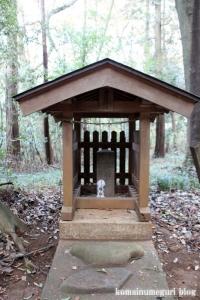 鳩峰八幡神社(所沢市久米)14