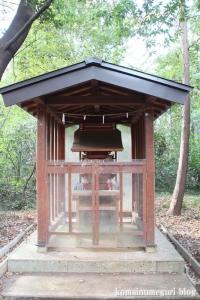 鳩峰八幡神社(所沢市久米)19
