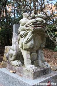 鳩峰八幡神社(所沢市久米)27