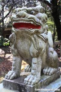 鳩峰八幡神社(所沢市久米)32