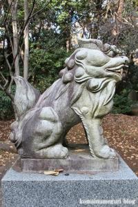鳩峰八幡神社(所沢市久米)28