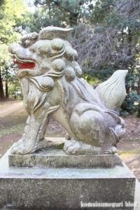 鳩峰八幡神社(所沢市久米)33