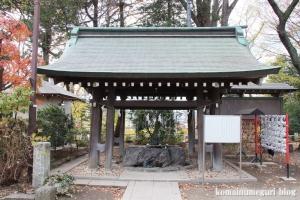 所沢神明社(所沢市宮本町)6