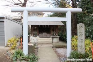 所沢神明社(所沢市宮本町)8
