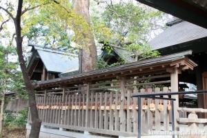 所沢神明社(所沢市宮本町)20