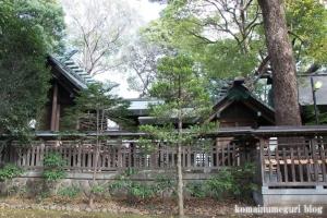 所沢神明社(所沢市宮本町)21