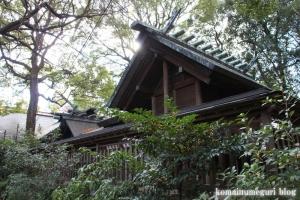 所沢神明社(所沢市宮本町)22