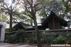 所沢神明社(所沢市宮本町)23