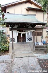 所沢神明社(所沢市宮本町)5