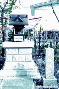 所沢神明社(所沢市宮本町)10