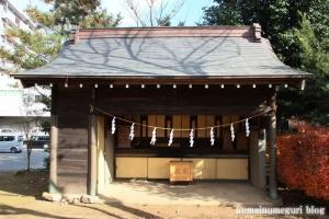 熊野神社(所沢市西新井町)14