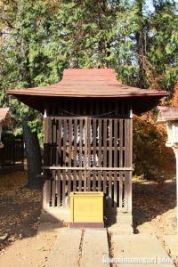 熊野神社(所沢市西新井町)13