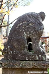 熊野神社(所沢市西新井町)20
