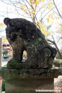 熊野神社(所沢市西新井町)24