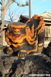 天祖神社(江戸川区南篠崎町)23