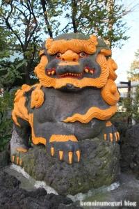 天祖神社(江戸川区南篠崎町)27