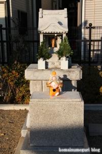 前川神社(江戸川区江戸川)9