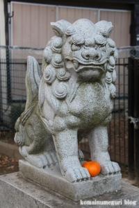 当代稲荷神社(江戸川区江戸川)4