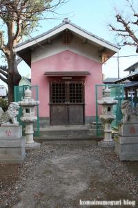 当代稲荷神社(江戸川区江戸川)5