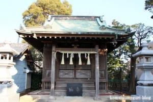 八雲神社(江戸川区江戸川)4