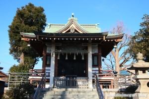 香取神社(江戸川区江戸川)7