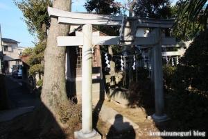 香取神社(江戸川区江戸川)17