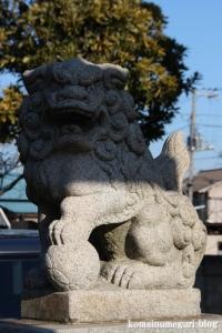 香取神社(江戸川区江戸川)4
