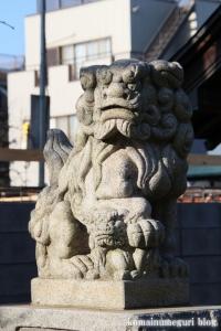 香取神社(江戸川区江戸川)5