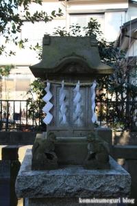 香取神社(江戸川区江戸川)16
