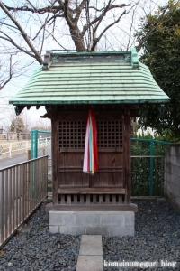 稲荷神社(江戸川区江戸川)2