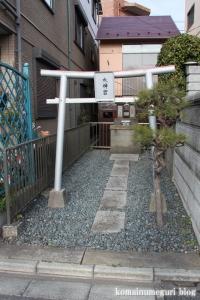 水神宮(江戸川区江戸川)1