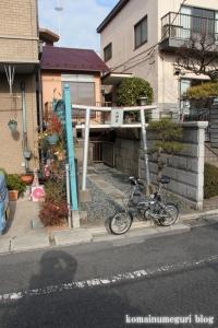水神宮(江戸川区江戸川)3
