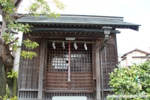 大当稲荷神社(江戸川区東葛西)5