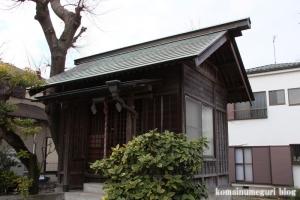大当稲荷神社(江戸川区東葛西)7