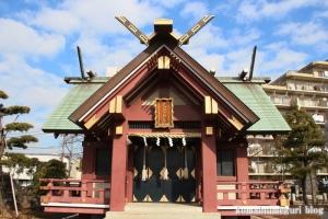 中割天祖神社(江戸川区東葛西)8