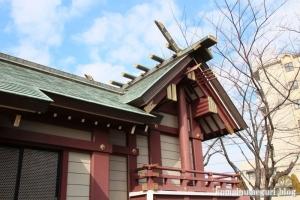 中割天祖神社(江戸川区東葛西)11