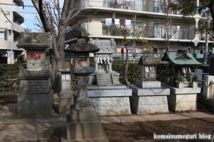 中割天祖神社(江戸川区東葛西)12