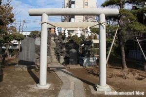 中割天祖神社(江戸川区東葛西)13