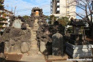 中割天祖神社(江戸川区東葛西)14