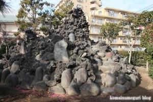 中割天祖神社(江戸川区東葛西)16