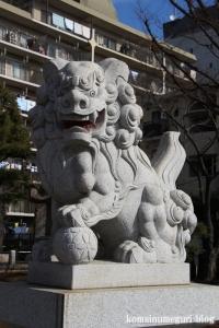 中割天祖神社(江戸川区東葛西)6