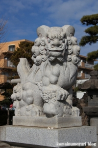 中割天祖神社(江戸川区東葛西)7