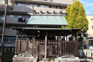 稲荷神社(江戸川区中葛西)6