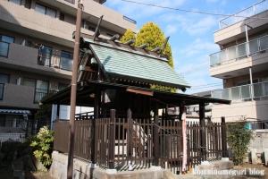 稲荷神社(江戸川区中葛西)7
