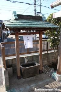 水神宮(江戸川区北葛西)2