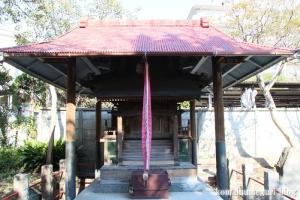 稲荷神社(江戸川区船堀)4