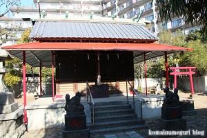 稲荷神社(江戸川区船堀)21
