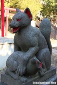 稲荷神社(江戸川区船堀)23
