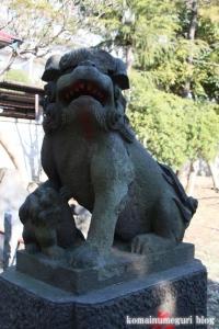 稲荷神社(江戸川区船堀)6